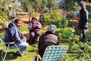 San Vicente: Cien familias censadas por Renabap reclaman derechos de agua potable y luz