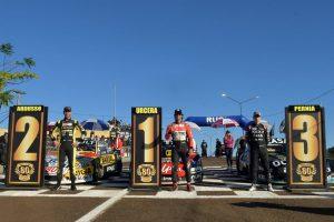 Con Urcera, Chevrolet dominó la clasificación en Misiones después de 12 años