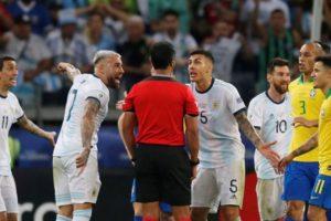 ¿Hubo problemas con el VAR en la eliminación de Argentina?