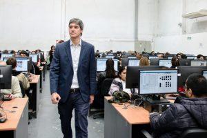 El Gobierno Nacional realizó con éxito el simulacro de recuento provisional de resultados
