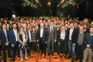 Lavagna: «El día 1 de gobierno vamos a ponerle plata en el bolsillo a los argentinos»