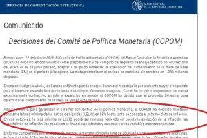 Dólar planchado: El Central y el FMI reforzaron el plan «Juguemos en el bosque, mientras el lobo no está», hasta las PASO