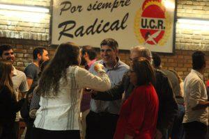 Encuentro de radicales en Oberá para acompañar a Ricardo Andersen