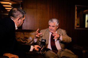 """Economis mano a mano con López Murphy: """"Por muchos años vamos a estar sometidos a la disciplina del Fondo"""""""