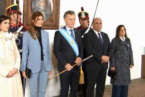 Macri en Tucumán: «No hay vuelta atrás cuando el pueblo decide»