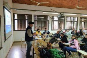 El Senasa capacitó a 80 productores en normativas sanitarias