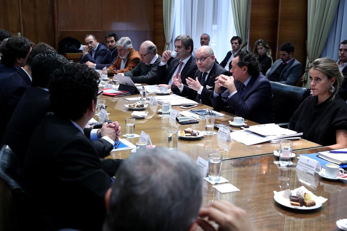 Faurie y Sica explicaron a las provincias el impacto del acuerdo Mercosur-UE