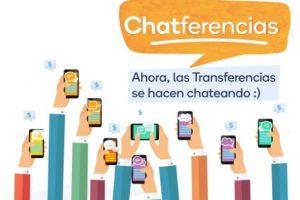 Desde ahora, en Banco Macro las transferencias se hacen por Whatsapp o cualquier red social