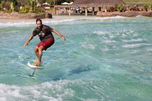 Ahora podes aprender a surfear a pocos kilómetros de las Cataratas de Iguazú