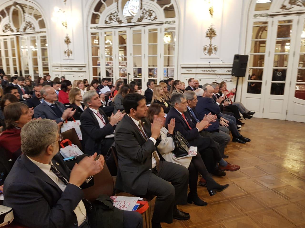 Zarza participa en el Foro Federal de Consejos de la Magistratura en Salta
