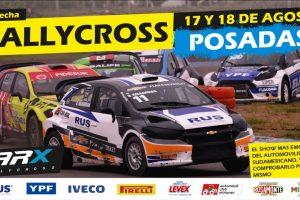 Rallycross: El Autódromo Rosamonte fue inspeccionado por la CDA del Automóvil Argentino