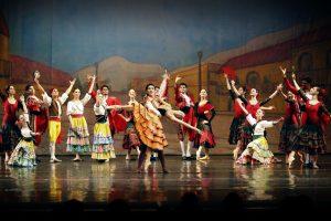 Fin de semana de ballet clásico para toda la familia
