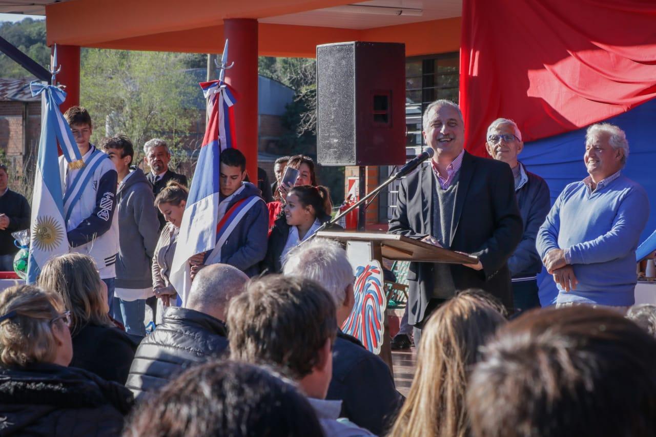«Pedimos templanza a quienes tienen la enorme responsabilidad de estabilizar el país», remarcó Passalacqua en Andrade