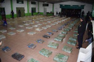 La Policía secuestró más de 3 mil kilos de marihuana en Oberá