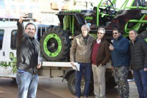 Jeep Fest y Rallycross, este fin de semana en la tierra colorada