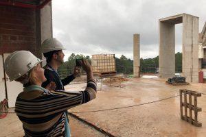 Pymes misioneras tendrán un moderno local en el aeropuerto de Iguazú
