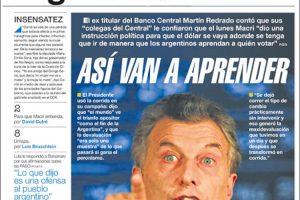 Las tapas del sábado 17: La reacción de las provincias tras los anuncios de Macri