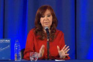 Cristina Fernández: «Sabíamos que íbamos a ganar las PASO pero no por tanto»
