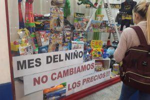 """Los chicos y las jugueterías a la espera de una sonrisa: Se pone en marcha el """"Ahora Niño"""""""
