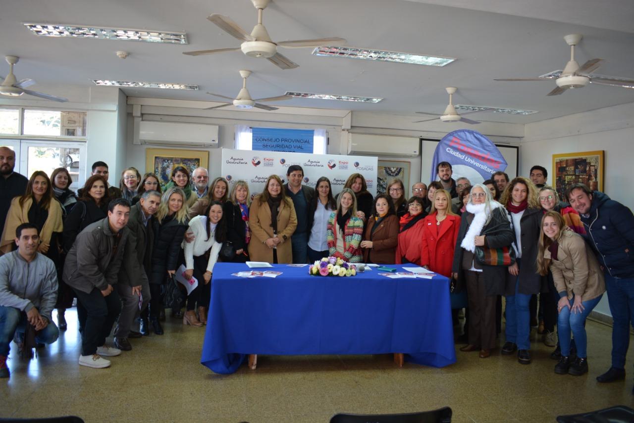 Gabriel Rolón y Facundo Manes serán parte de la cuarta Expo Ciudad Universitaria de Posadas