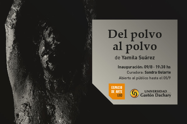 Yamila Suáres expondrá en el Espacio de Arte de la UGD