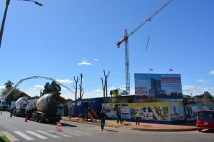El imponente shopping Costanera de Encarnación promete una «experiencia única» de cara al río