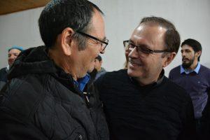 Sartori: «Para poder ayudar es necesario ponerse en el lugar del otro»