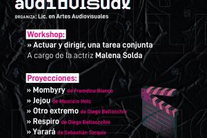 Semana del Audiovisual en la Universidad Gastón Dachary