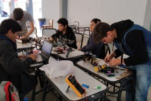 La Escuela de Robótica presente en Robotec 2019 en la provincia de Chaco