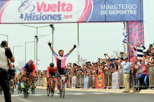 Misiones podría formar parte del circuito internacional de ciclismo