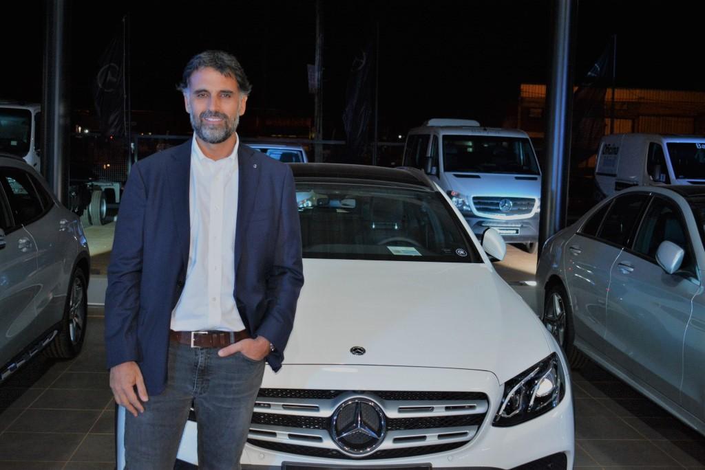 """Entrevista al CEO de Mercedes Benz: """"Qué mejor que un argentino para trabajar en una crisis"""""""