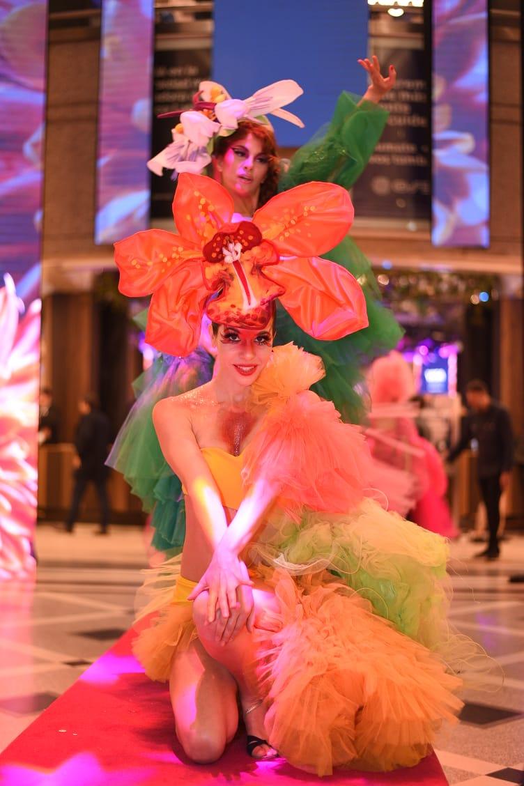 La selva misionera vistió de moda a Buenos Aires  de la mano de Miuki Madelaire