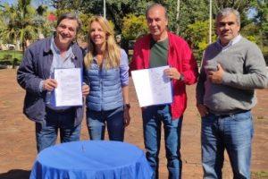 El Gobierno nacional inauguró obras de infraestructura urbana en Misiones