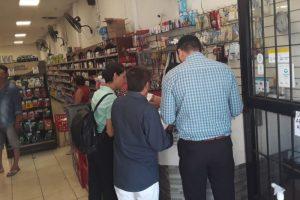 Provincia y municipios realizan exhaustivos controles de precios y stock