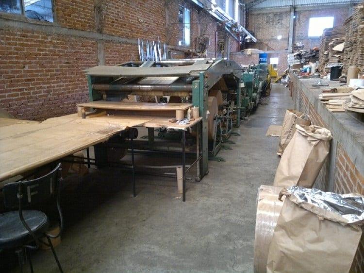La Arminda, gestionada por sus obreros, pretende aumentar su presencia en el mercado de bolsas de papel