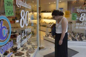 CAME: Las ventas minoristas cayeron por 16 mes consecutivo en abril