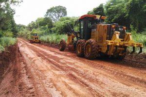 Vialidad Provincial amplía su zona de obras