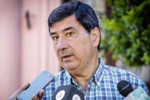 Díaz Beltrán apoya, pero también habla por las pymes: «Con estas tasas es imposible»