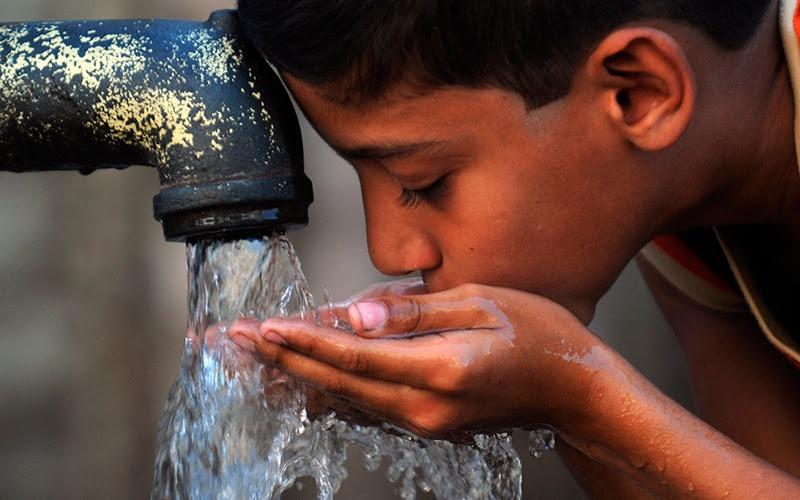 El deterioro de la calidad del agua reduce en un tercio el crecimiento económico en algunos países