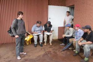 Detectan trabajo irregular en una industria tealera de Alem
