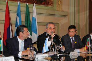 Passalacqua en Porto Alegre: «Necesitamos más puentes con el Brasil»