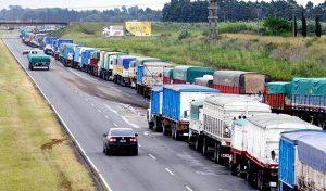 El costo del transporte de cargas subió 62% en un año