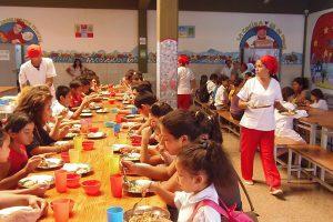 Más de 300 niños, niñas y adolescentes fueron contenidos en el Hogar de Día en el primer cuatrimestre