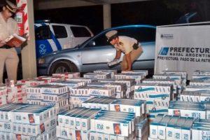 Advierten que Posadas es la capital del cigarrillo ilegal