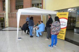 Parque de la Salud: Destacan la importancia de conocer y controlar la presión arterial