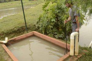 Por las intensas lluvias, piscícolas sufrieron pérdidas de hasta el 70% de la producción