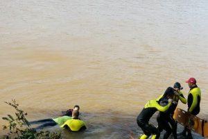 Simulacro de evacuación en Panambi con activa participación ciudadana