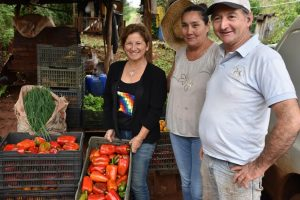 Brindaron asistencia a productoresen Gobernador Roca