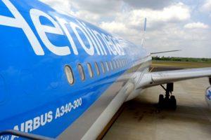 Sin cabotaje: Aerolíneas Argentinas canceló el vuelo de emergencia a Iguazú y el aeropuerto de Posadas sigue cerrado