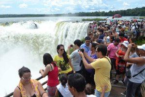 Iguazú fue incorporada a la Campaña «Ciudades de Frontera»